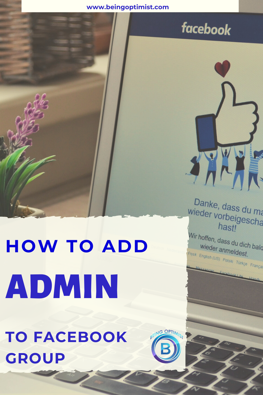 Do you know how to add admin to Facebook Group? If you don ...