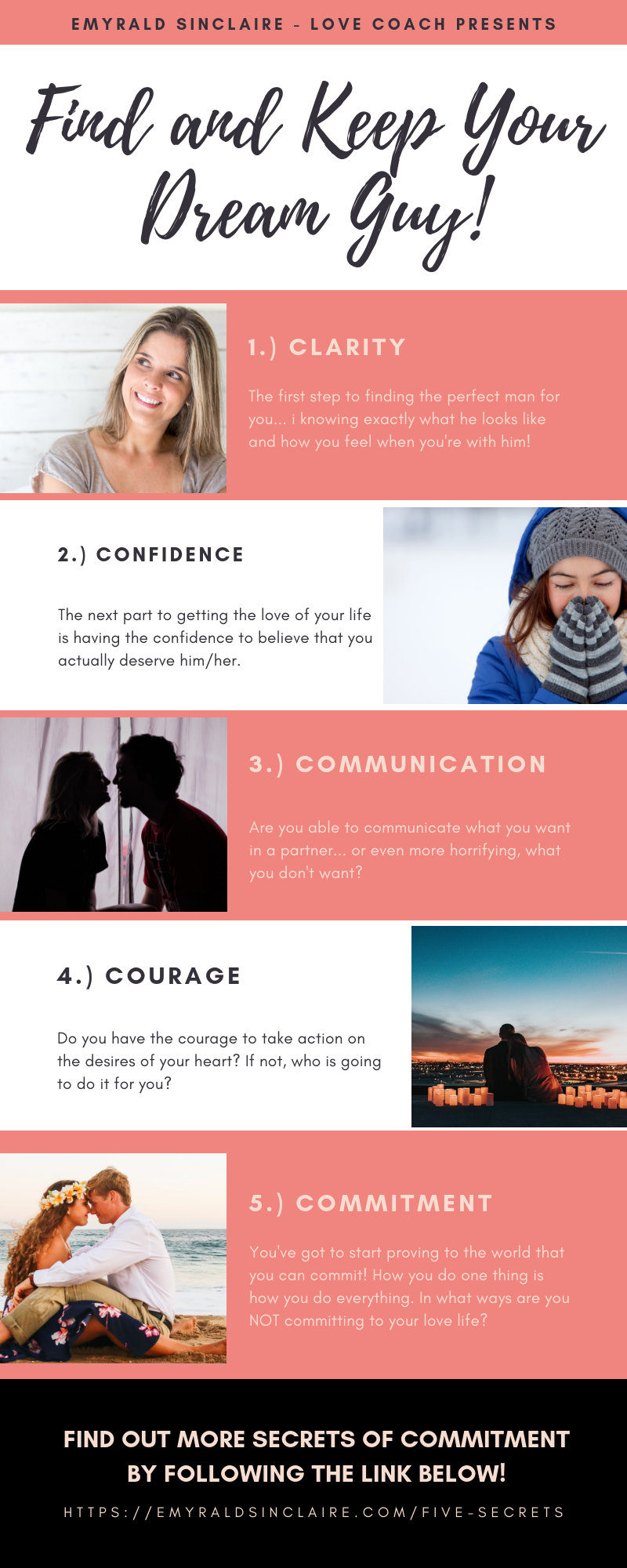 Courage life dating
