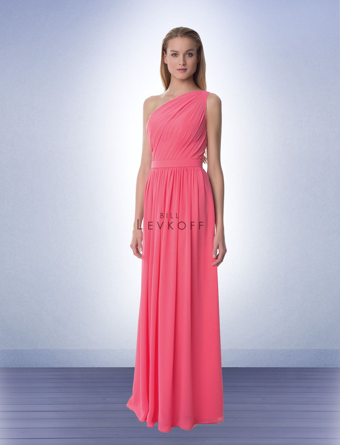 Bridesmaid dress style 991 bridesmaid dresses by bill levkoff bridesmaid dress style 991 bridesmaid dresses by bill levkoff one shoulder chiffon dress available at ombrellifo Image collections