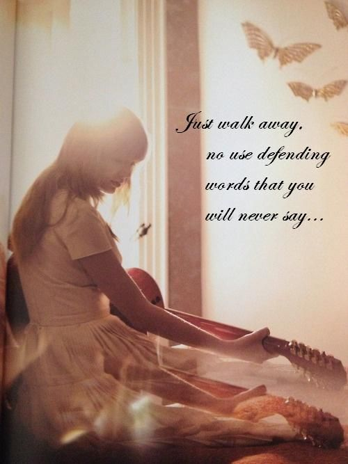 Taylor Swift. Cold as You lyrics. | Yours lyrics, My ...