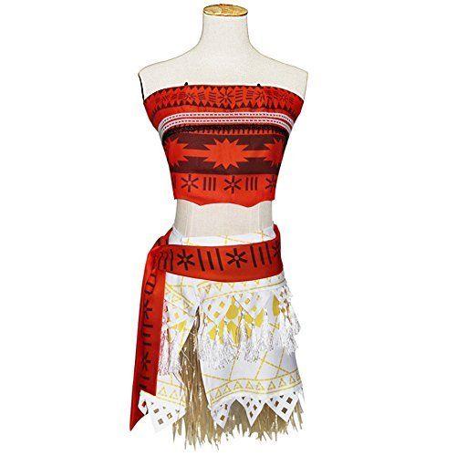Www Amazon Com Disney Moana Costume Kids 6428411274962 Dp