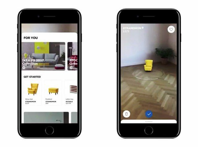 Aplikasi Berteknologi Augmented Reality Hadir Dalam Platform Ios Ios Pengetahuan Aplikasi