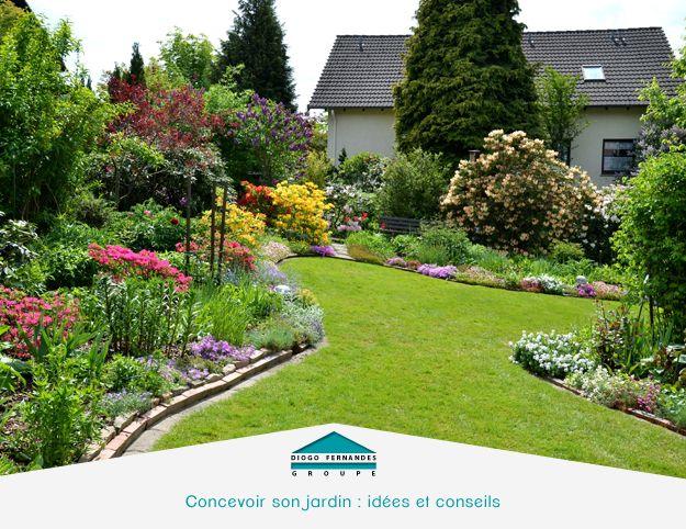 Concevoir son jardin  idées et conseils    wwwdiogofr fiches