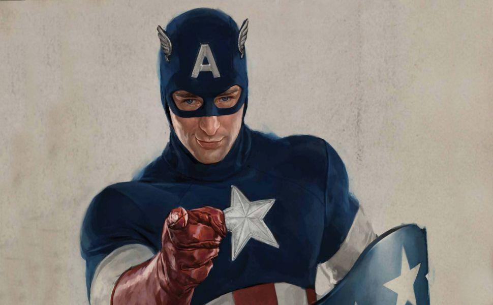 Captain America I Want You Poster Hd Wallpaper America Memes