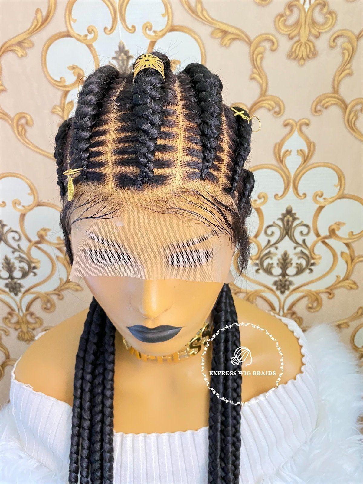 Custom Soft-sided Wig Case