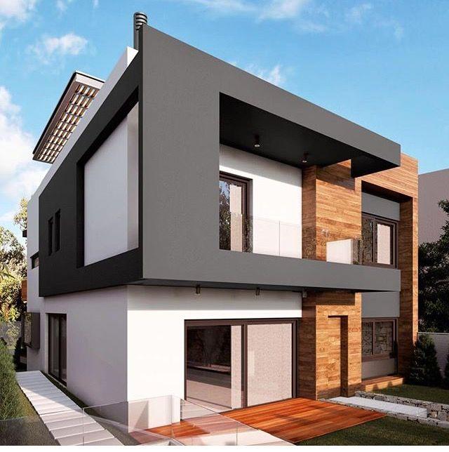 Modern home architecture house design interior facade also best ideas images in future decor rh pinterest