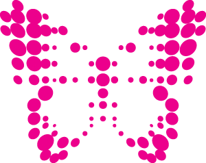 Neiman Marcus Butterfly Logo This Pink Butterfly Logo Butterfly Pink