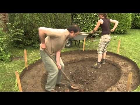 How To Build A Garden Pond Or Fish Pond Home Design Garden