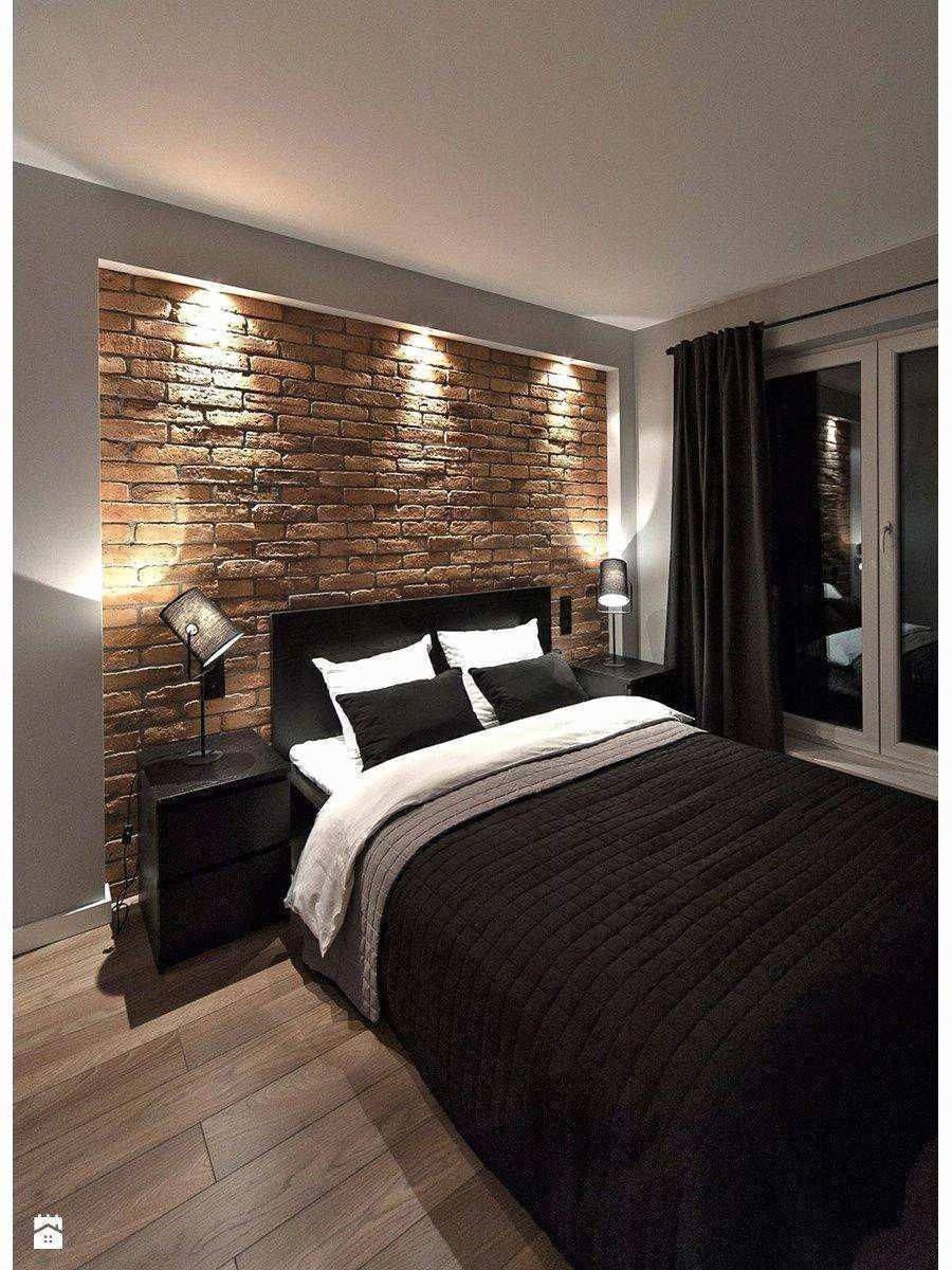 An actual pattern in modern bedroom designs is to show ...
