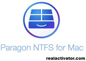 paragon ntfs pour mac crack