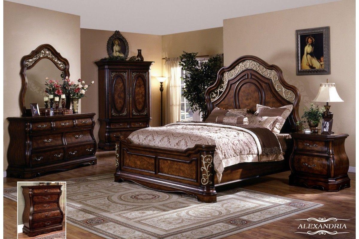 Queen size bedroom furniture sets bedroom sets pinterest