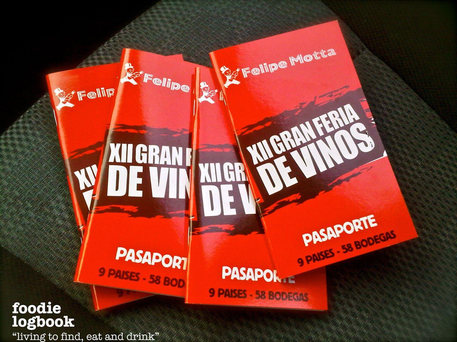 Hoy Arranca La Tan Esperada Xii Feria De Vinos Ahi Estaremos Los Foodietors Y Amigos Disfrutando Foodie Eat Book Cover