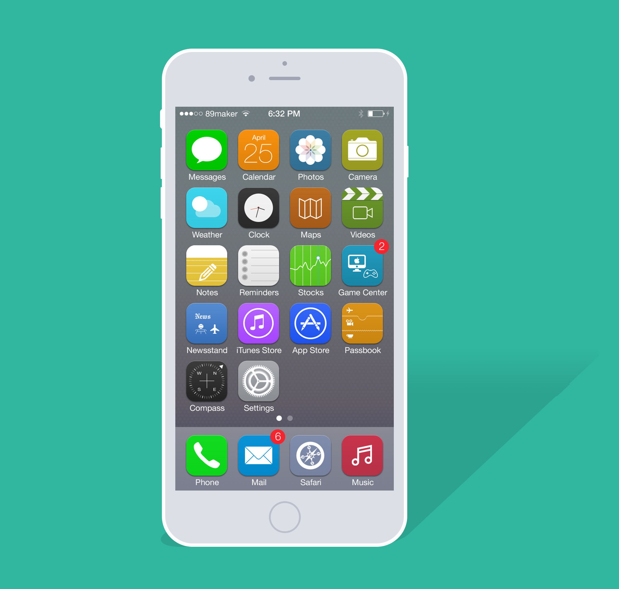 Pin by DaiNB on Newest Flat Design iOS apps