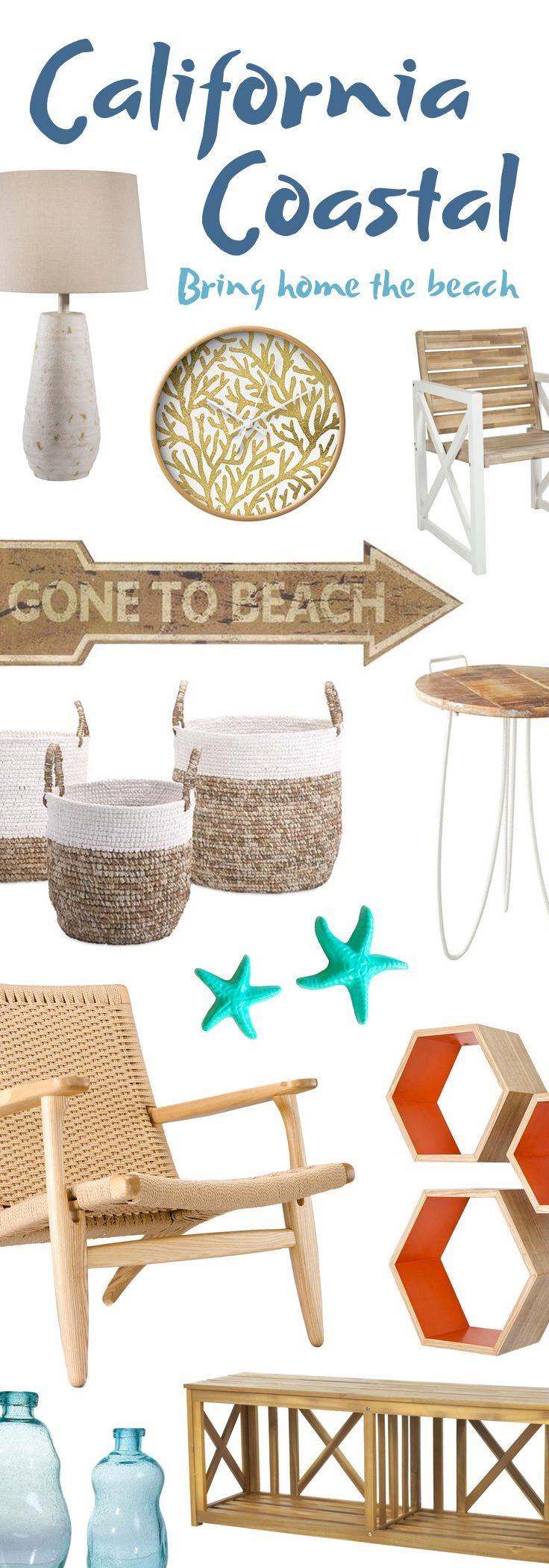 California Coastal Furniture U0026 Décor | Up To 60% Off At Dotandbo.com DIY