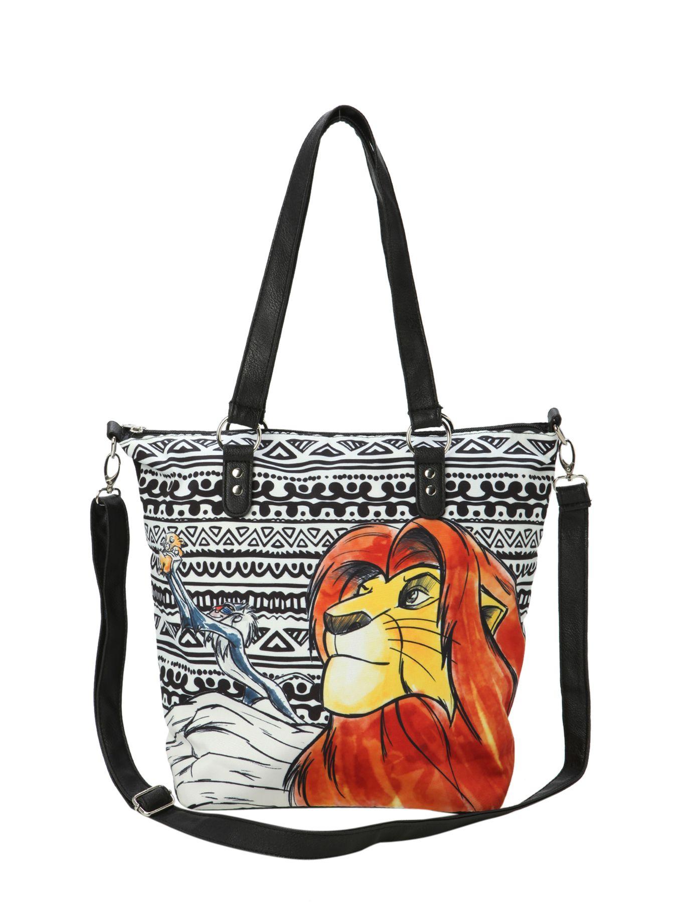 Disney The Lion King Simba Bag Hot