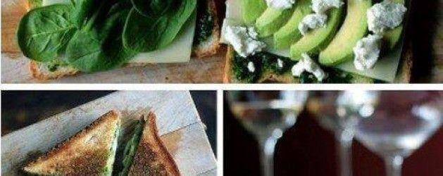 Sandwich verde | La Bioguía