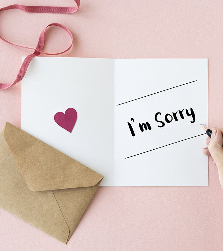 Apology letter to your boyfriend in 2020 letters to your