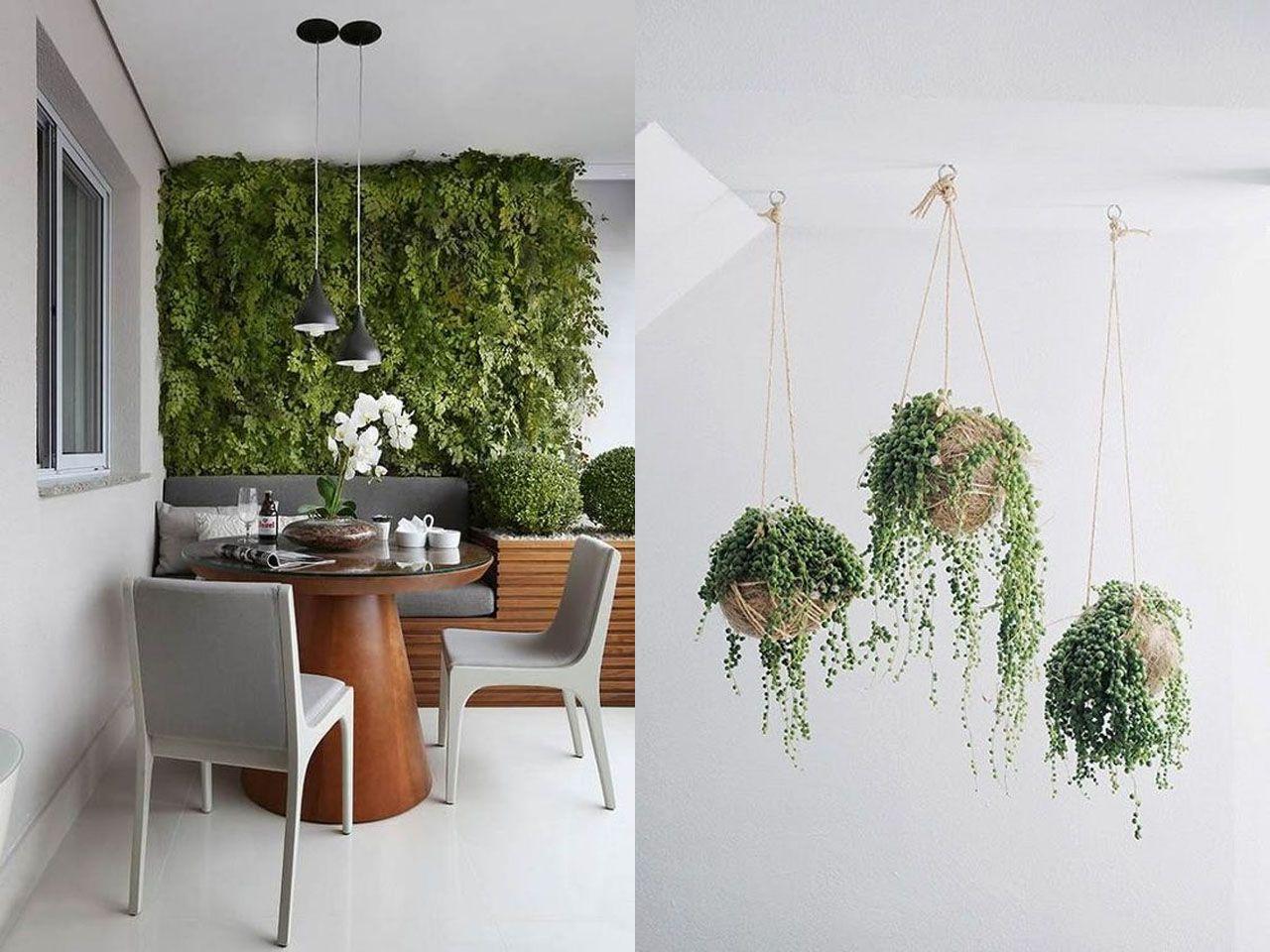 Ideas para la decoración terrazas o balcones que te vas a enamorar ...