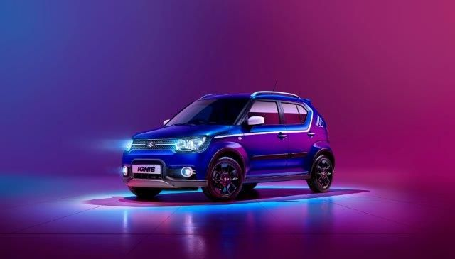 Ignis Adventure Special Edition Call 01264 782210 Mobil