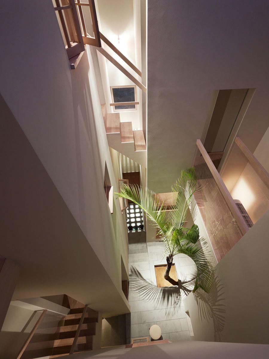 Fujiwaramuro Architectcs, House in Goido