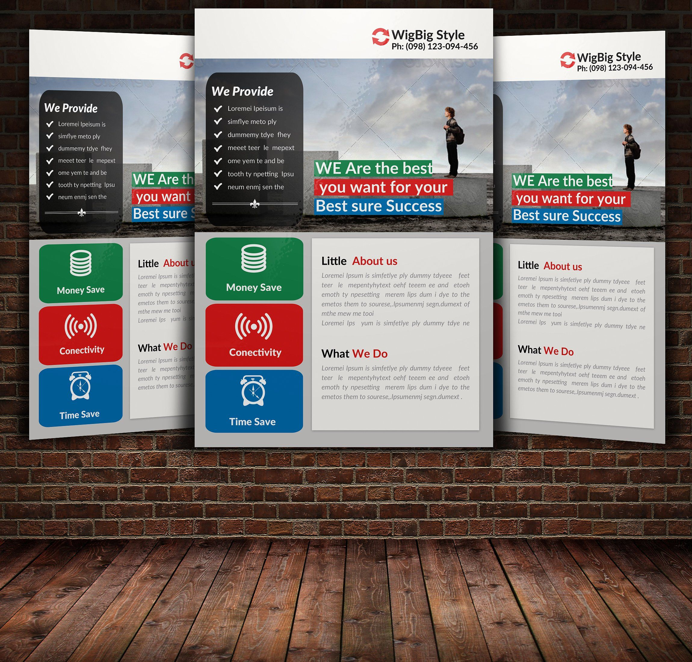Accounting Firm Flyer Template Flyers 1 Social Media And