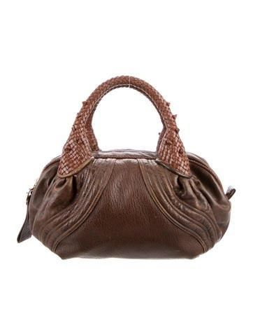 89867f677114  AdoreWe  The RealReal Accessories - Fendi Fendi Mini Spy Bag - AdoreWe.com