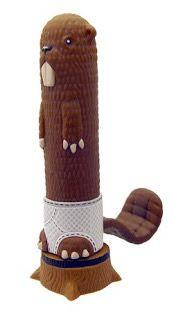 Jeremy Fish Barry The Beaver Vibrator / Vinyl Toy