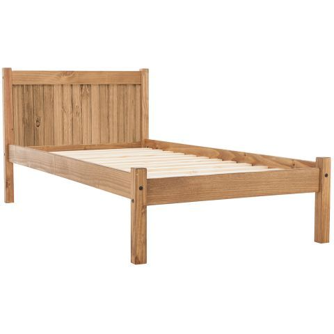 Maya Wooden Bed Frameup to 60 OFF RRP Next Day - Select Day