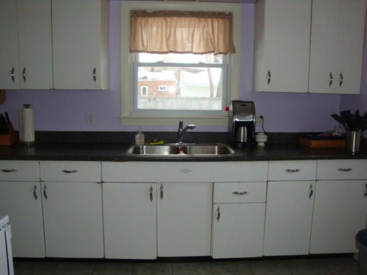 Metal Kitchen Cabinets Vintage galvanolux and metal kitchen cabinets are made of galvanized metal