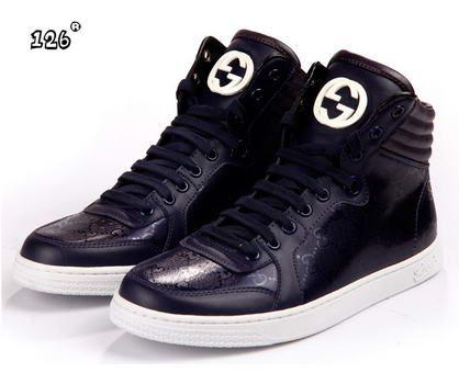 the latest 3c30e 9b2a7 Zapatos Gucci baratos   Comprar Zapatillas Gucci hombre 2013 nueva  coleccion online en zapatos Gucci outlet !