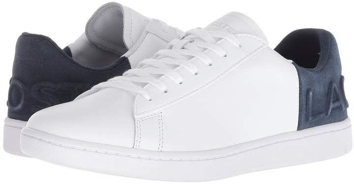 571dd90698bba0 Lacoste Carnaby Evo 318 3 Women s Shoes