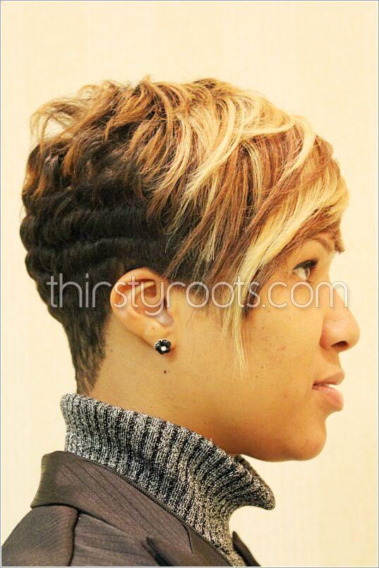 Short haircut with highlights short haircuts haircuts and black short hair with short layers short haircut with highlights thirstyroots black pmusecretfo Choice Image