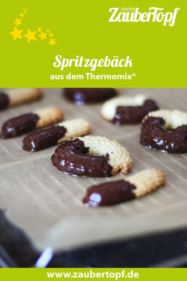 Feines Spritzgebäck – Rezept für den Thermomix® – Fabulous Food