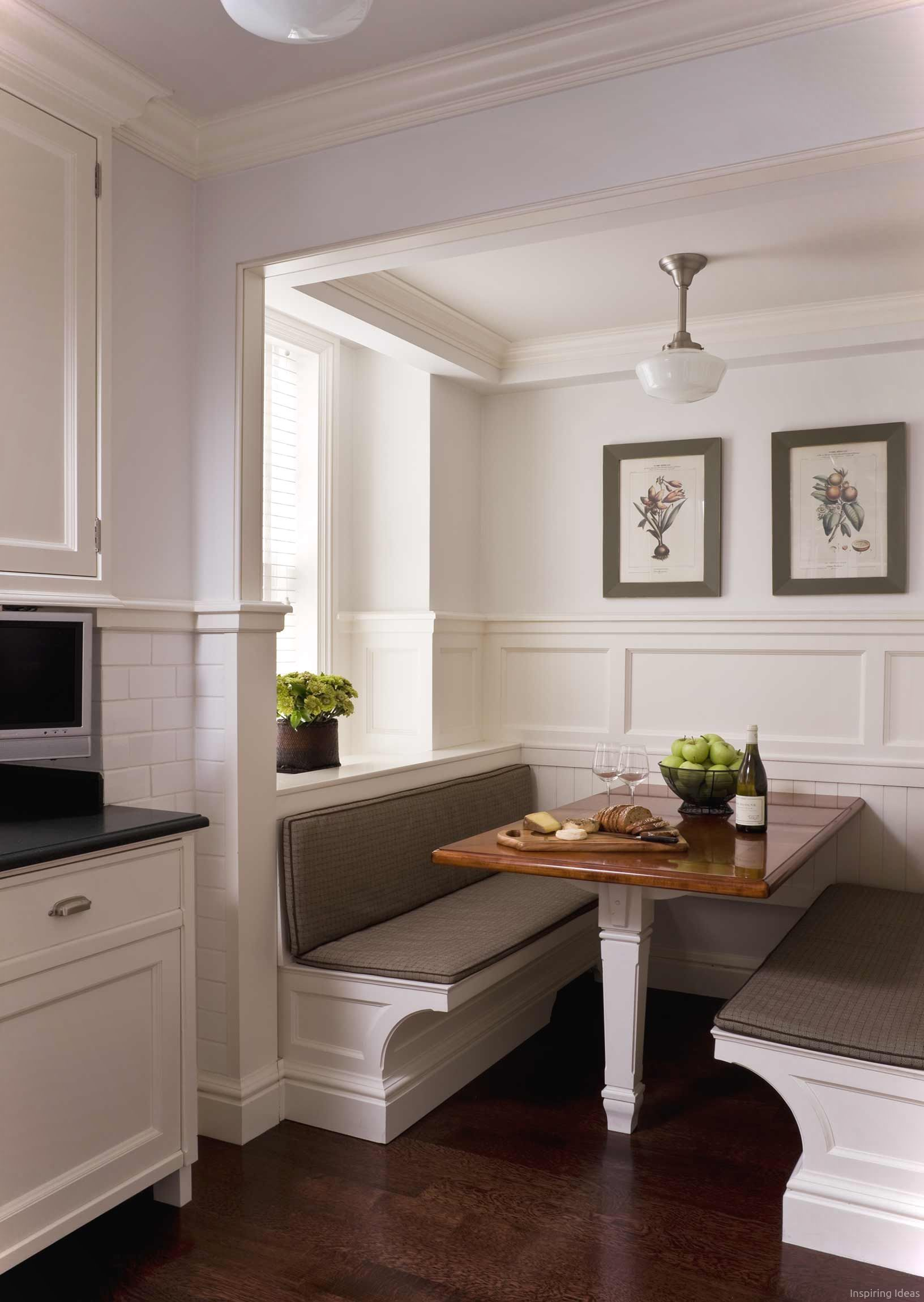 80 nice banquette seating ideas for kitchen