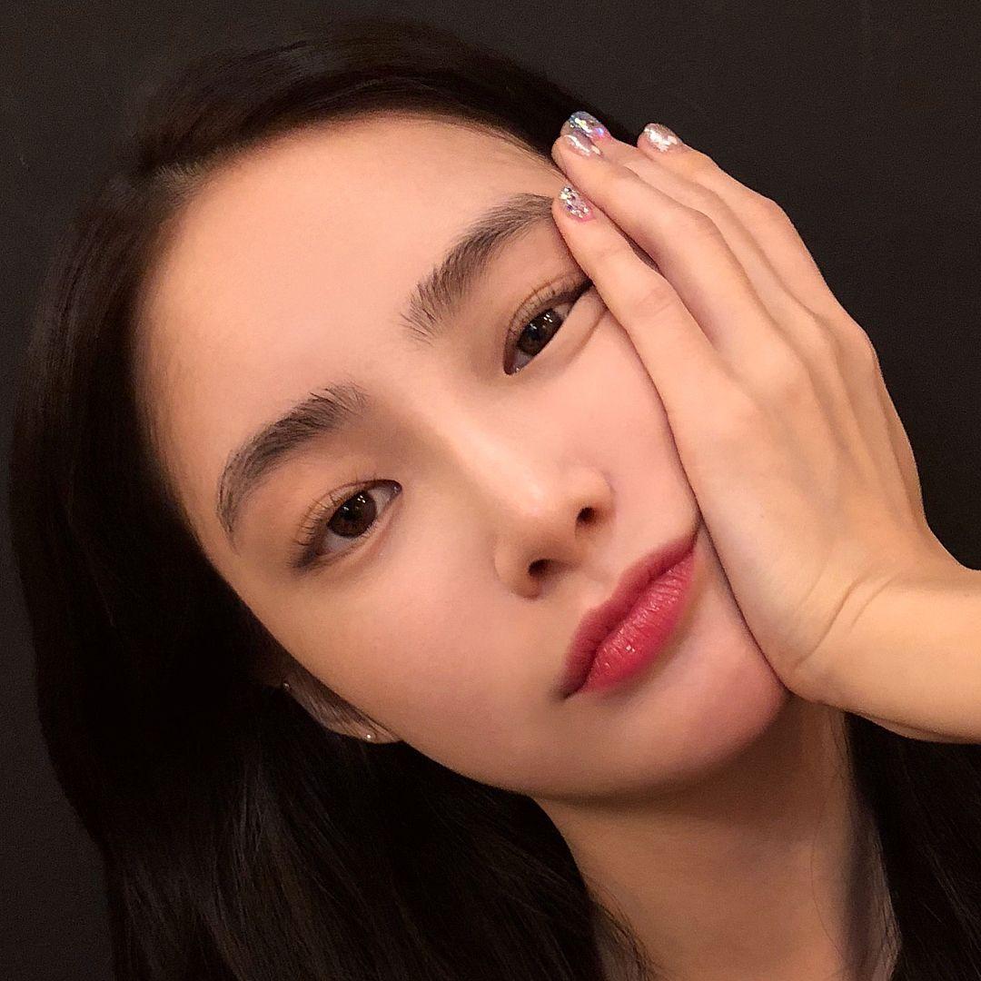 предоставляем корейский макияж с картинками выглядела