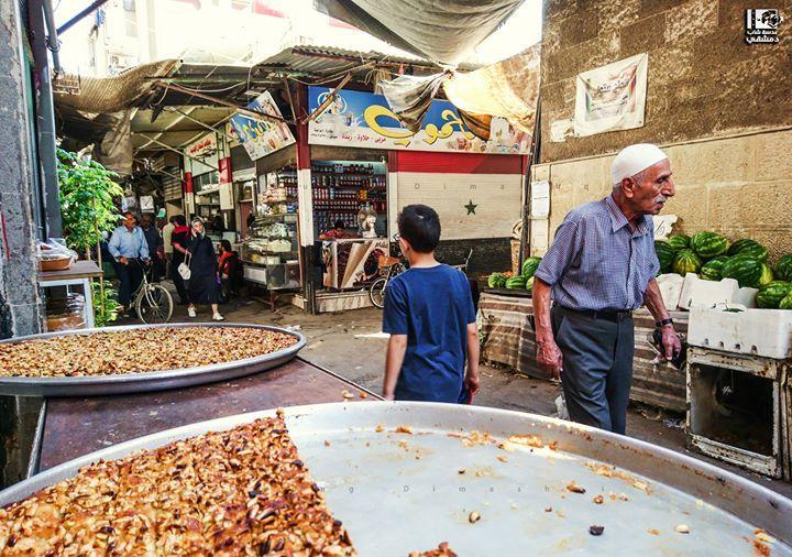 Pin On Everyday Photos In Syria 1 صور يومية من دمشق