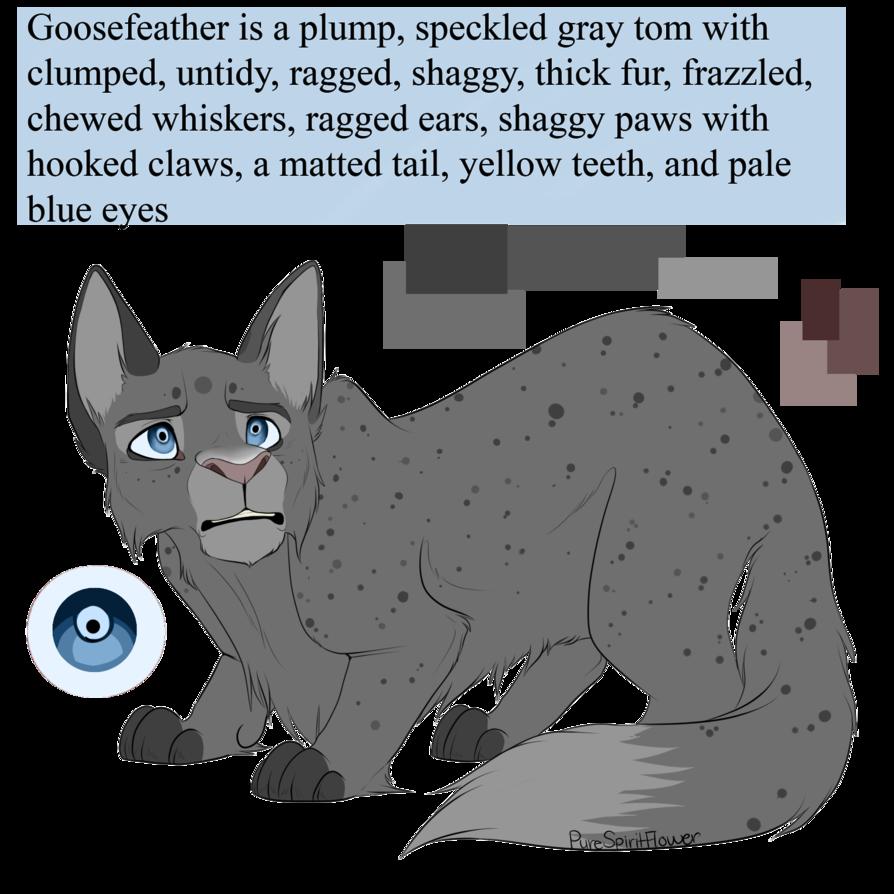 Goosefeather By Purespiritflower Deviantart Com On Deviantart Warrior Cat Memes Warrior Cats Warrior Cats Books