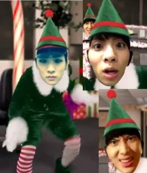 SHINee get Shawols into the Christmas spirit as Santa's elves in a funny clip   allkpop