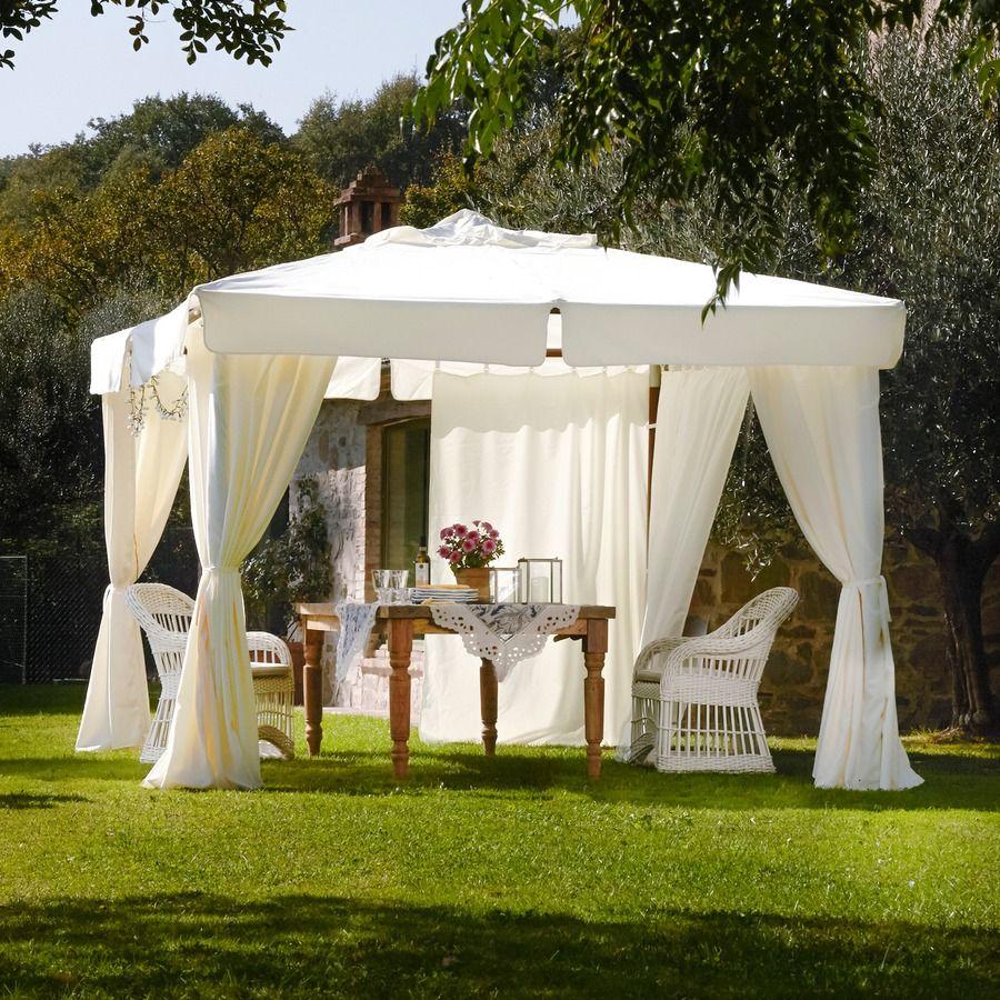 edel pavillon bourbourg natur online kaufen mirabeau traumg rten pinterest pavillon. Black Bedroom Furniture Sets. Home Design Ideas