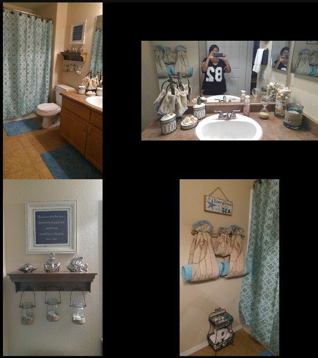 By the sea bathroom ideas