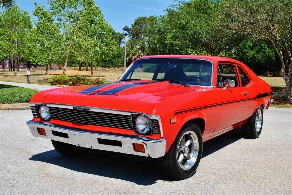 eBay: 1969 Chevrolet Nova 396/325hp V8 Auto Fully Restored 1969 ...