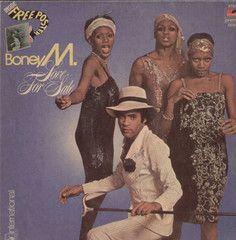 Boneym Love For Sale English Vinyl Lp Vinyl Music