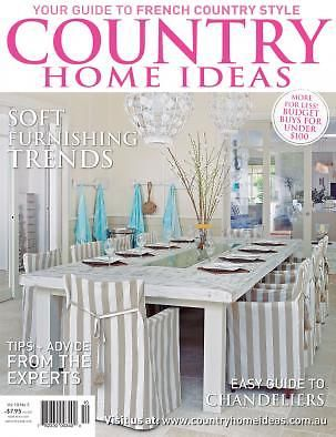 Vol 10: No 5 | Country Home Ideas | The Country Lifestyle Magazine