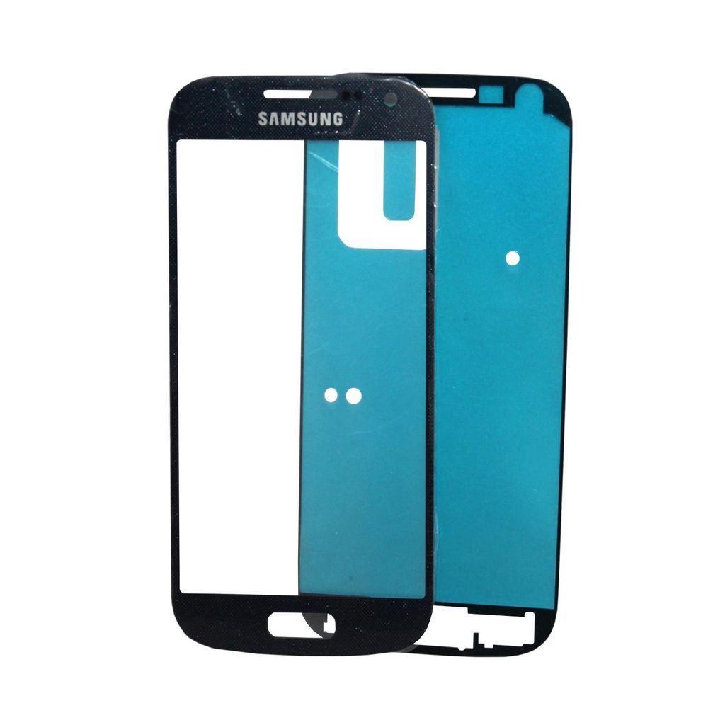 Original Samsung Galaxy S4 Mini Glas Scheibe Displayglass Blau Neu Samsung Galaxy S4 Samsung