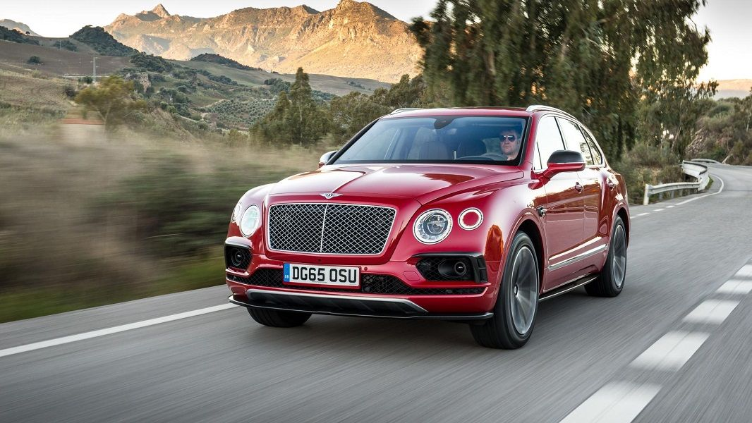 Bentley launches its fastest suv in india new bentley