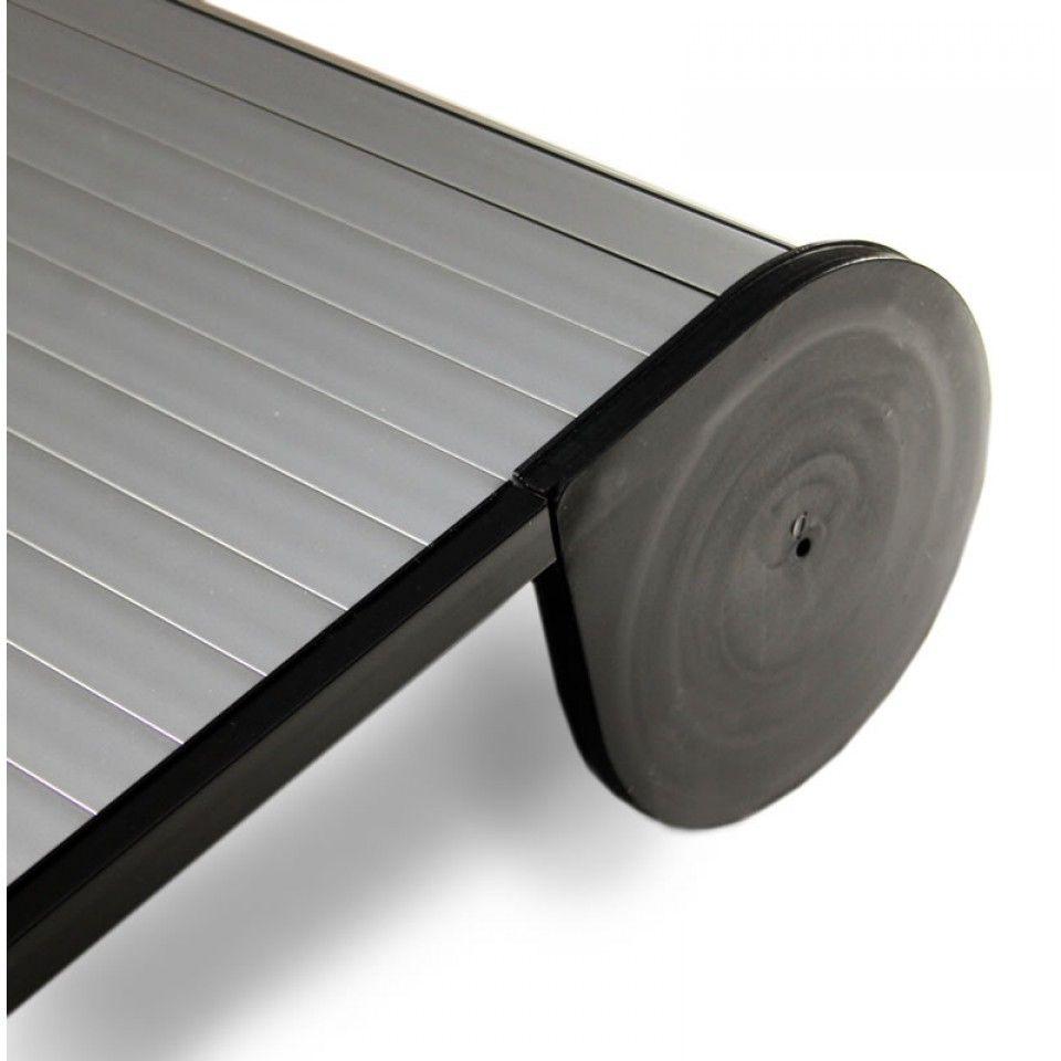 Silver Tambour Set 343mm Wide X 650mm Drop Tambour Doors Furniture In 2020 Tambour Campervan Conversion Kits Boat Interior