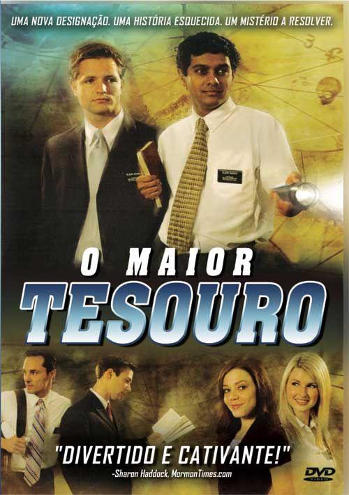 DVD O Maior Tesouro