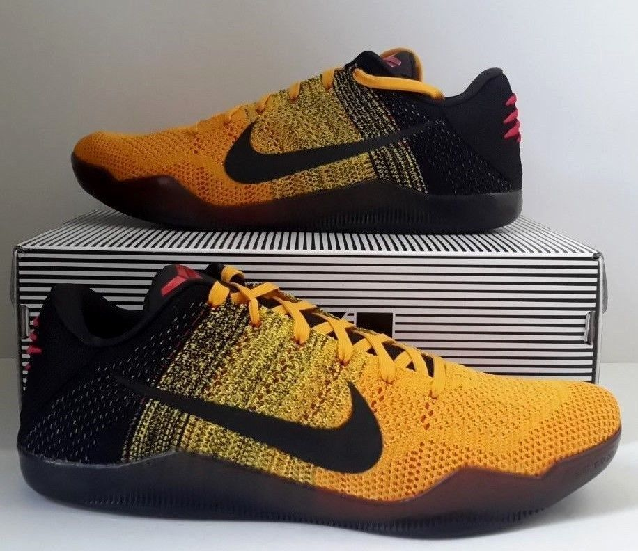 Bruce Lee Kobe 11 822675706 Woven Nike Kobe XI Elite Low Bruce Lee Men Shoes Discount