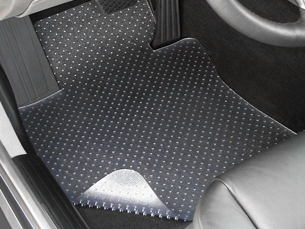 clear floor mats for my od