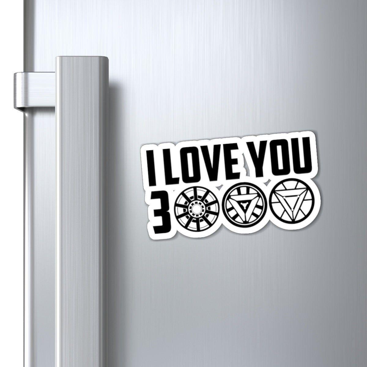 Download I Love You 3000 Avengers Endgame Magnet   Avengers, Marvel ...